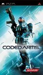 Coded Arms Sony Psp