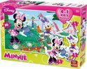 Disney Shaped Minnie Mouse 4 in 1