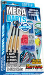 Harrows Mega Darts Giftset Softip - Dartpijlen