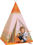 Kindertent Wigwam 100x100x60 Cm