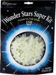Wonder Stars Super Kit Glow In The Dark Sterren