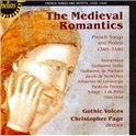 The Medieval Romantics, French Song