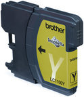 Brother LC-1100Y - Inktcartridge / Geel