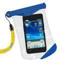 Gooper Gooper bag Waterdichte hoezen Wit voor Iphone/smartphone
