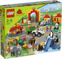 LEGO Duplo Grote Dierentuin - 6157