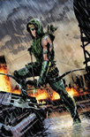 Green Arrow  Volume 03 Harrow  (The New 52!)