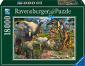 Ravensburger Puzzel - Wildlife