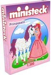 Ministeck Prinses Met Paard