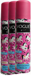 Vogue Girl Giddy Up - Glitterspray - 75 ml - Deodorant
