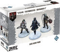 Dust Tactics Axis Hero Pack