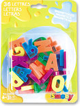 36 Magnetische Hoofdletters