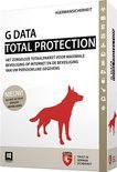 G Data TotalProtection 2015 - 3 Users (Dutch)