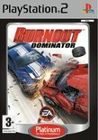Burnout, Dominator (Platinum)  PS2