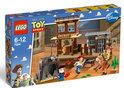 LEGO Toy Story Woody En Zn Vrienden - 7594