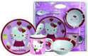 Hello kitty Porselein servies aardbeien