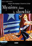 Mysteres Dans Le Showbiz - Book & CD