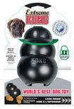 Kong Extreme Kauwbot - Hondenspeelgoed - Zwart - King