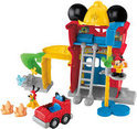 Fisher-Price Mickey Mouse Brandweerstation