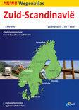 ANWB Wegenatlas /Zuid-Scandinavie