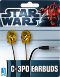 Star Wars C3Po Ear Buds