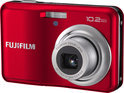 Fujifilm Finepix A180 - Rood