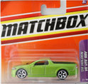Matchbox Holden ve ute ssv