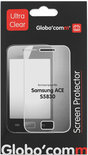 Globo'comm Screenprotector voor Samsung S5830 - Ultra-Clear