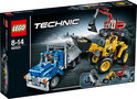 LEGO Technic Bouwplaats team - 42023