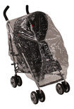 KEES - Regenhoes Buggy Universeel - Transparant