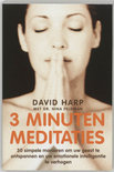 3 minuten meditaties