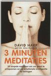 3 minuten meditaties / druk Heruitgave