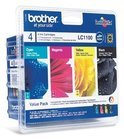 Brother LC-1100 - Inktcartridge / 4 Kleuren