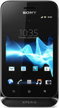 Sony Xperia Tipo - Zwart - T-Mobile prepaid telefoon