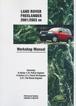 Land Rover Freelander Workshop Manual On