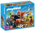 Playmobil Sabeltijgers Met Jagers - 5102