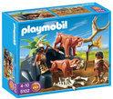 Playmobil Sabeltijgers Met Jagers - 5102