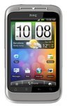 HTC Wildfire S - Zilver