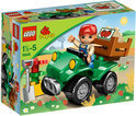 LEGO Duplo Ville Vierwielige motor - 5645