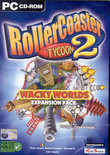 RollerC Tycoon 2 add - Wacky Worlds /PC