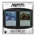 Magic the Gathering - Magic 2015 Two Player Clash Pack