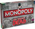 Monopoly Walking Dead - Bordspel