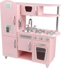 Roze Vintage Keuken