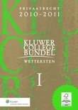 Kluwer Collegebundel 2010/2011