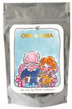 Blond Amsterdam Tea card 'opa & oma' blauw (groene thee citroen)