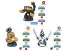 Skylanders Swap Force Adventure Triple Pack Scorp, Chop Chop, Sprocket Wii + PS3 + Xbox360 + 3DS + Wii U + PS4