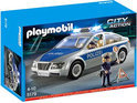 Playmobil Politieauto met Zwaailicht - 5179