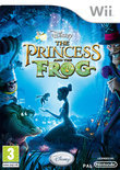 Disney&#39;s The Princess and the Frog + DVD The Prinscess and the Frog