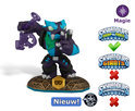 Skylanders Swap Force Trap Shadow - Swap Force Wii + PS3 + Xbox360 + 3DS + Wii U + PS4