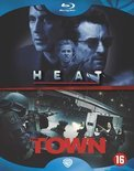 Heat/The Town (Blu-ray)