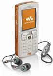 Sony Ericsson W800i - Wit